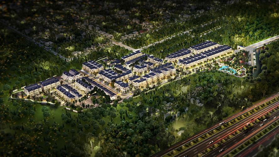4 Dự án verosa park Khang Điền Quận 9