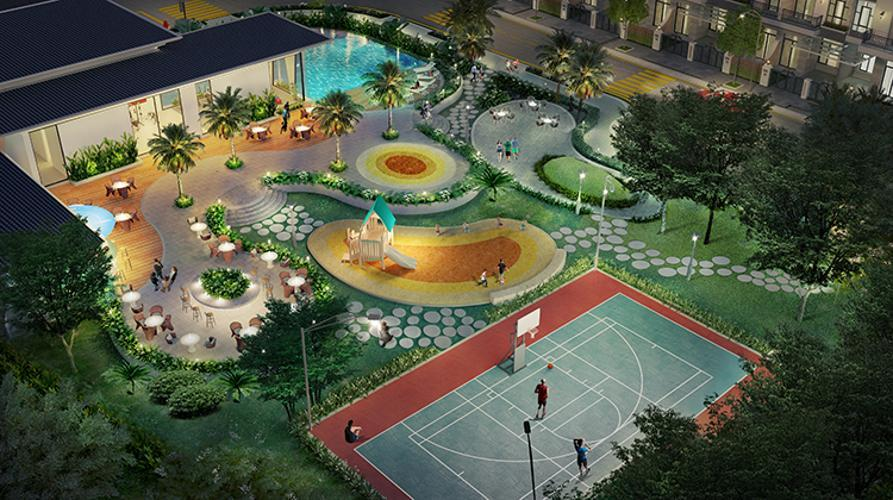 5 Dự án verosa park Khang Điền Quận 9