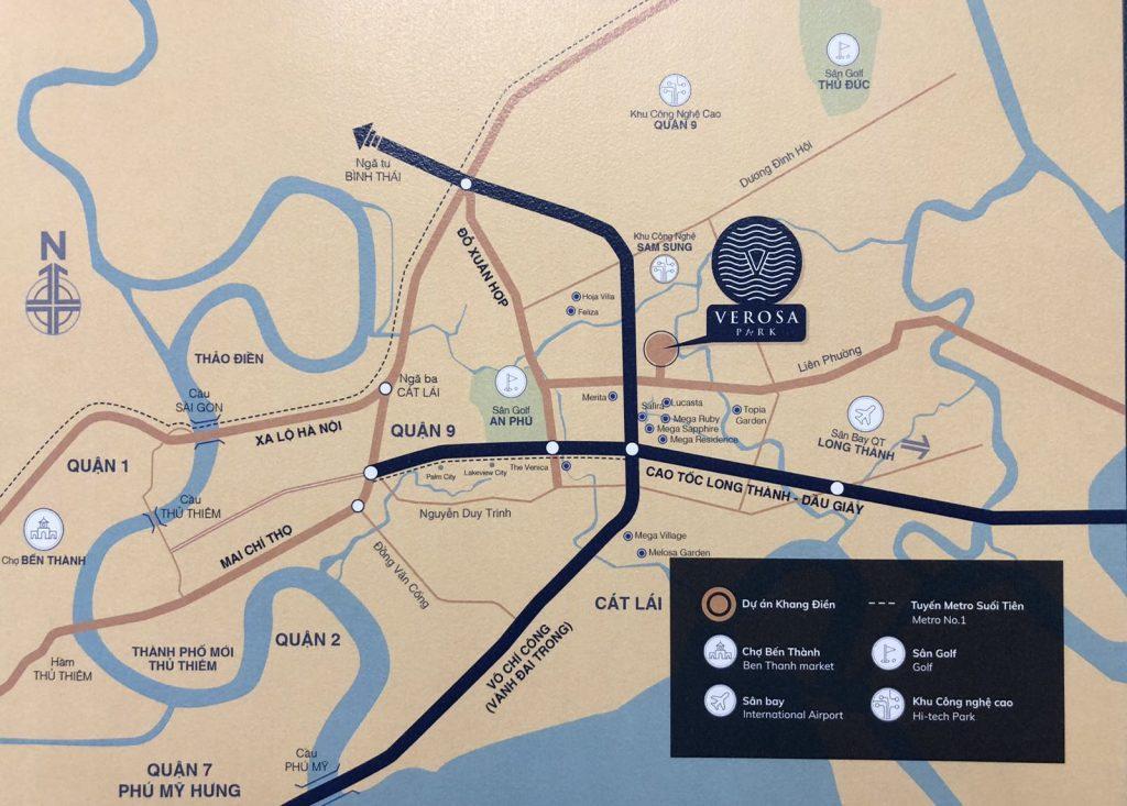 8 Dự án verosa park Khang Điền Quận 9