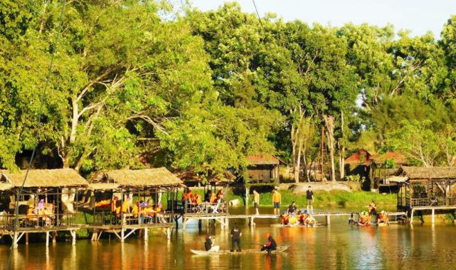 Khu du lịch sinh thái Long Phước Quận 9