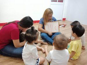 Trường mầm non quốc tế Á Châu quận 9 3