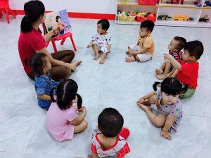 Trường mầm non quốc tế Á Châu quận 9 4