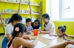 Trường mầm non quốc tế Kidzone quận 9 8