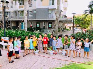 Trường mầm non quốc tế quận 9 sunflower 4
