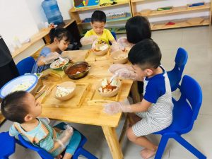 Truong mam non the first montessori academy 5