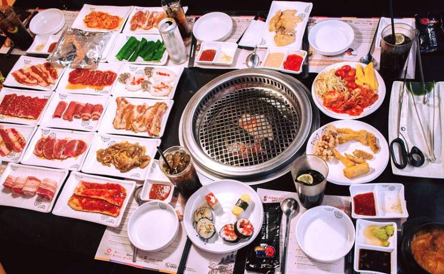 Nhà hàng buffet quận 9 king bbq 1