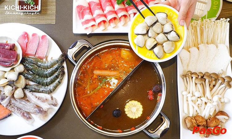 nhà hàng fuffet lẩu quận 9 kichi kichi 3